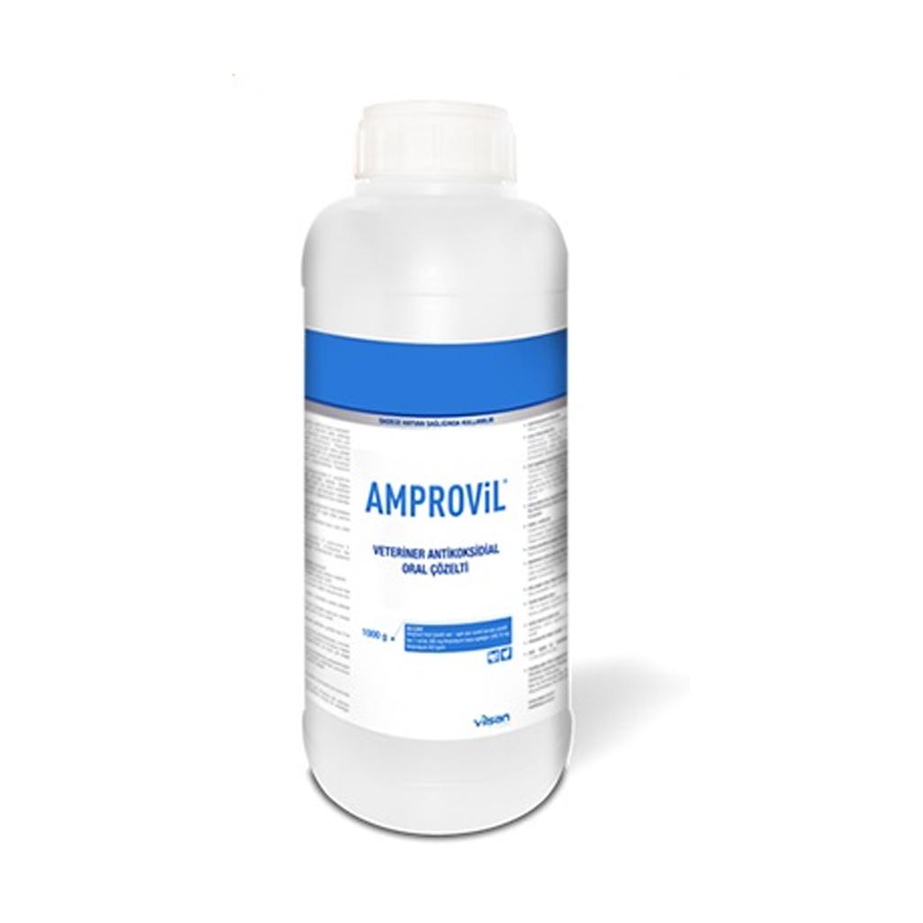 Amprovil || Barkar Veteriner Ecza Deposu - Kanatlı Veteriner Sağlık Hizmetleri