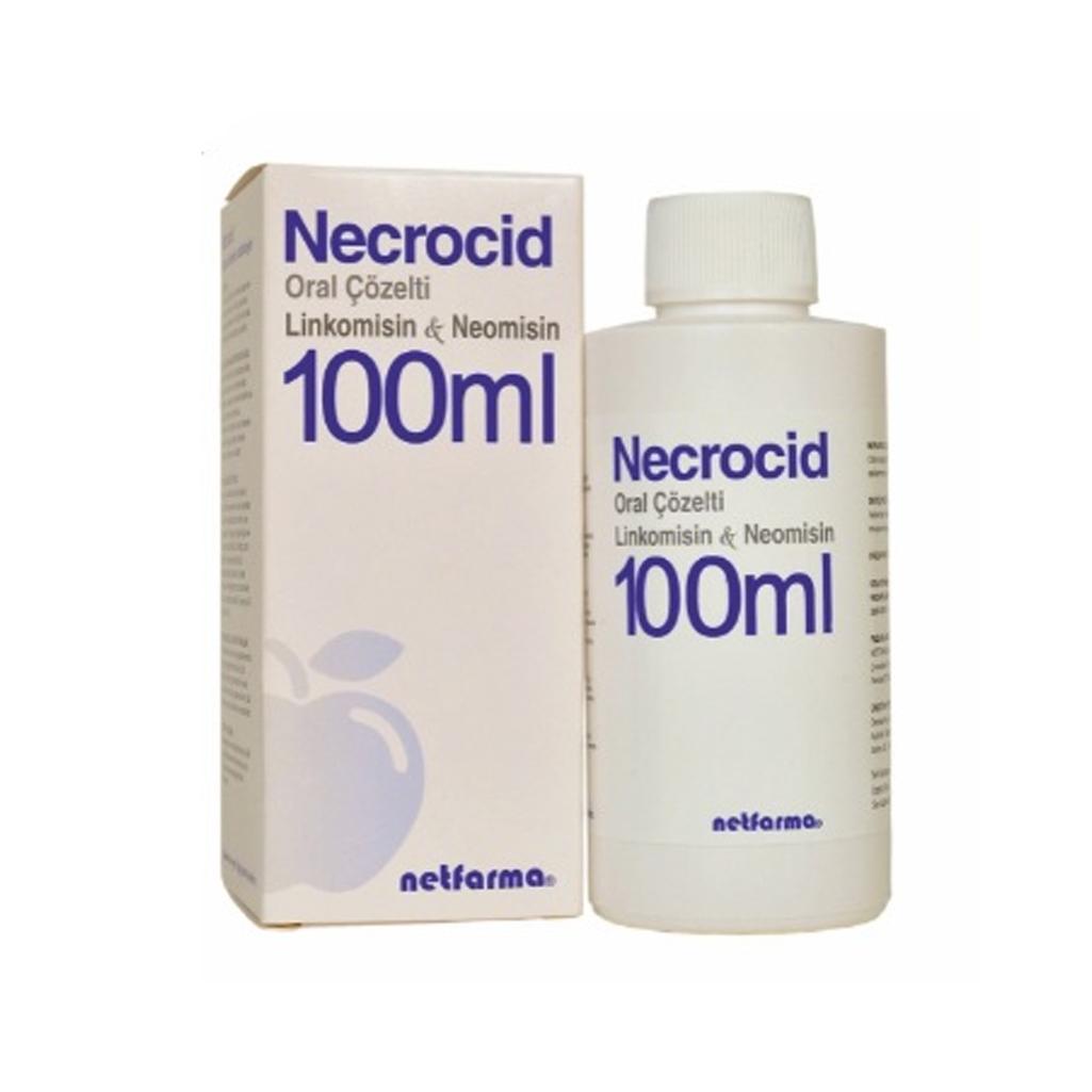 Necrocid || Barkar Veteriner Ecza Deposu - Kanatlı Veteriner Sağlık Hizmetleri