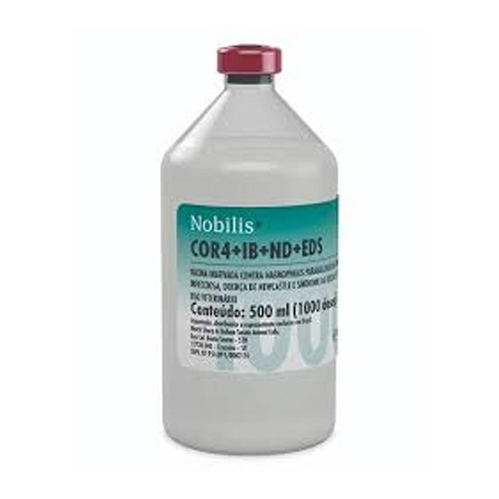 Nobilis COR4+IB+ND+EDS || Barkar Veteriner Ecza Deposu - Kanatlı Veteriner Sağlık Hizmetleri