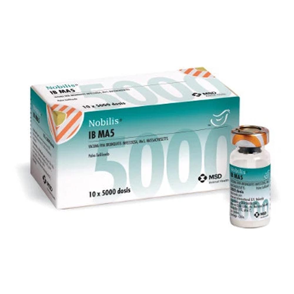 Nobilis IB Ma5 || Barkar Veteriner Ecza Deposu - Kanatlı Veteriner Sağlık Hizmetleri