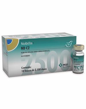 Nobilis ND C2 || Barkar Veteriner Ecza Deposu - Kanatlı Veteriner Sağlık Hizmetleri